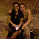 Con Angela 30 luglio