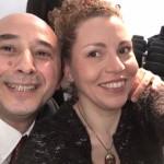 Con Francresco Zarzana