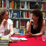 Con Ghinelli scrittrice