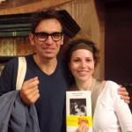 Con Nicola Lagioia