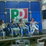 Foto dibattito, 28 luglio 2013