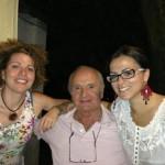con Angela e Scala